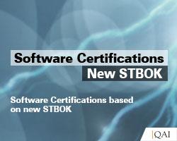 QAI Software Certifications